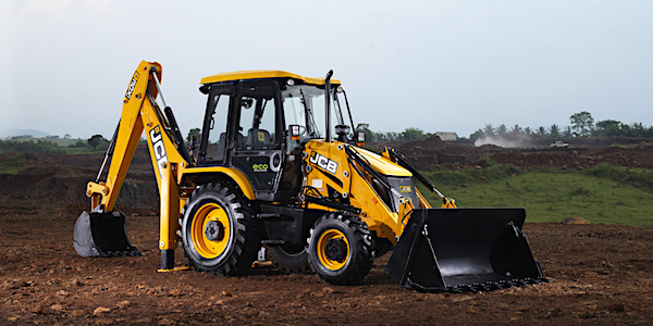 Jayaraj Group JCB Photo