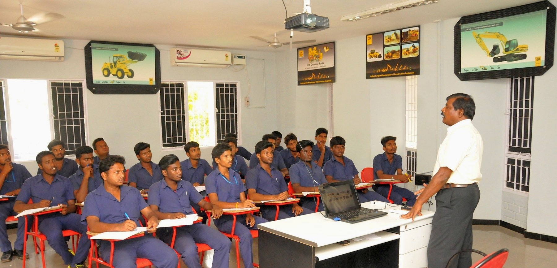 Jayaraj operator & technical training center
